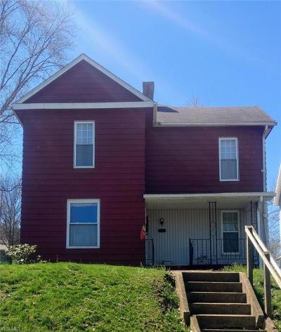 Single Family Home For Sale: 732 South 9th St