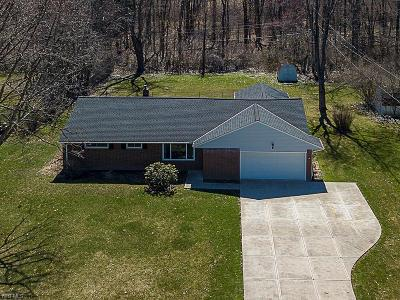 Brecksville Single Family Home Contingent: 7022 Westview Dr