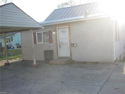 Zanesville OH Single Family Home For Sale: $39,900