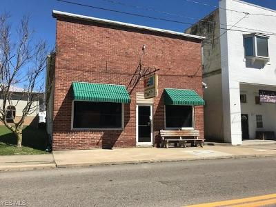 Licking County Commercial For Sale: 50 S Main Street