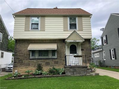 Single Family Home For Sale: 17912 Ponciana Ave