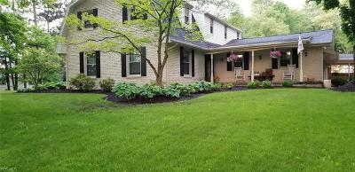 Salem Single Family Home For Sale: 14780 Country Club Ln