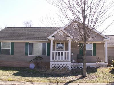 Massillon Single Family Home For Sale: 10304 Hunters Way Southwest