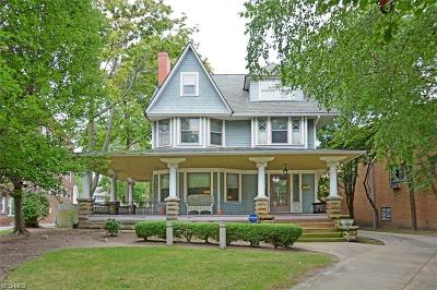 Lakewood Single Family Home For Sale: 12061 Lake Ave