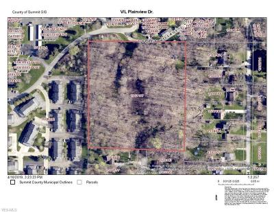 Copley Residential Lots & Land For Sale: Plainview Dr