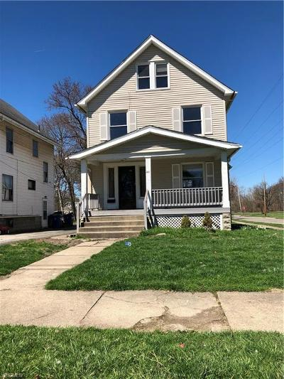 Struthers Single Family Home For Sale: 261 Maplewood Ave