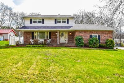 Stark County Single Family Home For Sale: 4318 Norman Ave Northwest