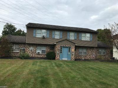 Youngstown Multi Family Home For Sale: 3902 South Schenley Ave