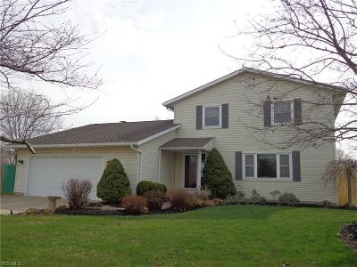 Brunswick Single Family Home Contingent: 495 Cranlyn Ct