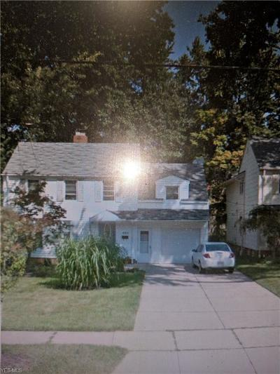 Lyndhurst Single Family Home Active Under Contract: 4911 Anderson Road
