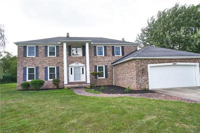 Broadview Heights Single Family Home For Sale: 2240 W Edgerton Road