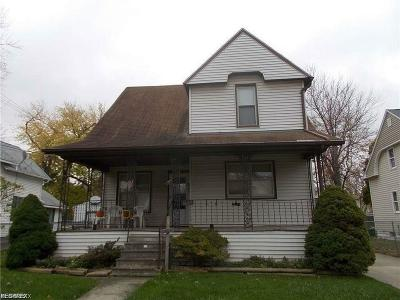 Ashtabula Single Family Home For Sale: 1702 W 7th Street