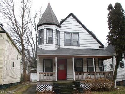 Cleveland Single Family Home For Sale: 6702 Bonna Ave