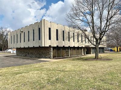 Stark County Commercial For Auction: 3140 Lincoln Way East