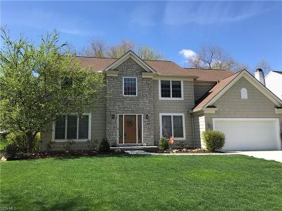 Copley Single Family Home For Sale: 4408 Wyndham Way
