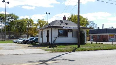 Commercial For Sale: 2071 East Ave