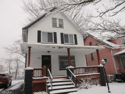 Cleveland Single Family Home For Sale: 12920 Hoy Avenue