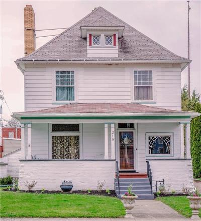 Conneaut Single Family Home For Sale: 218 Liberty St