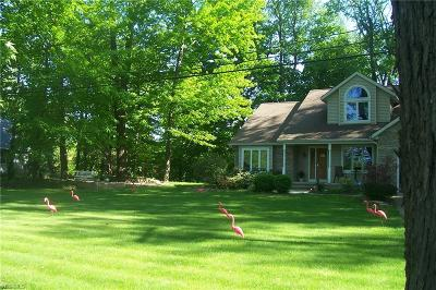 Madison Single Family Home Active Under Contract: 5464 Chapel Road