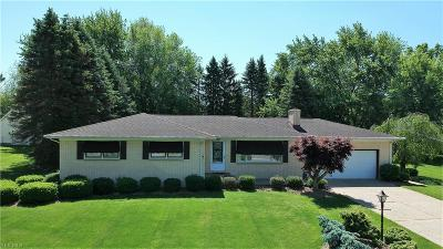 Hubbard Single Family Home For Sale: 1751 Cherry Lane Drive