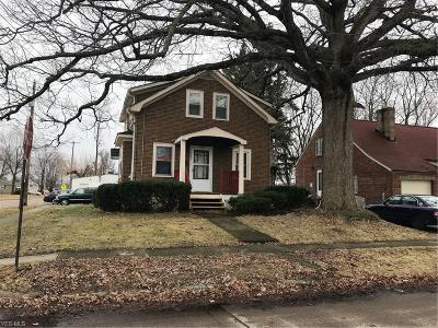 Lorain County Multi Family Home For Sale: 1701 West 22nd St