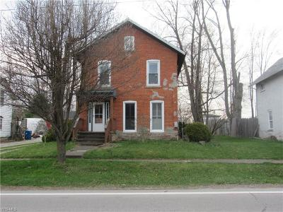 Lorain County Single Family Home For Sale: 311 State Street