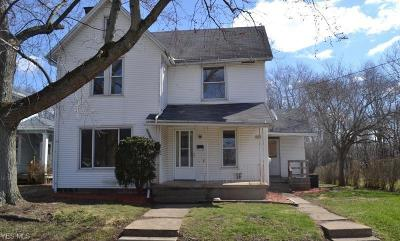 Massillon Single Family Home For Sale: 662 Young Street