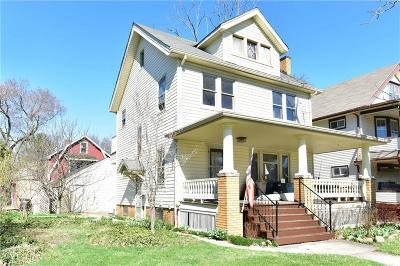 Lakewood Single Family Home For Sale: 1608 Warren Rd