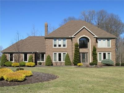 Broadview Heights Single Family Home Contingent: 478 Countryside Dr