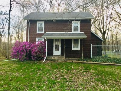 Girard Single Family Home For Sale: 1082 Keefer Rd