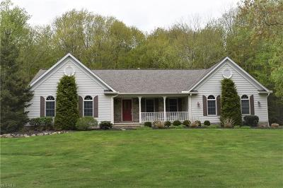 Chardon Single Family Home Active Under Contract: 10280 Locust Grove Drive