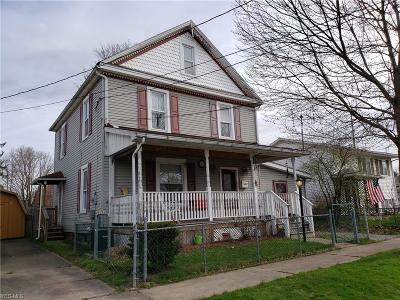Lisbon Single Family Home For Sale: 107 W Pine Street
