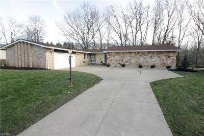 Brecksville Single Family Home Contingent: 7133 Ashlawn Dr