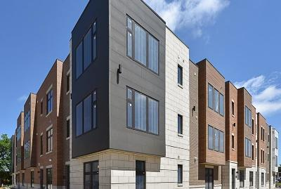 Cleveland Condo/Townhouse For Sale: 1446 East 14th St #3