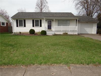 Lorain Single Family Home For Sale: 3718 Meister Rd