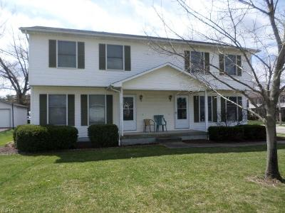 Youngstown Multi Family Home For Sale: 5613 Madrid Drive