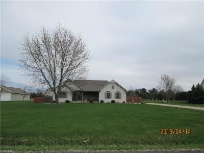Valley City Single Family Home Contingent: 1265 Erhart Northern Rd