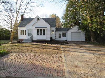 Westlake Single Family Home For Sale: 31254 Detroit Rd