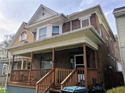 Wellsville Single Family Home For Sale: 423 Broadway Ave