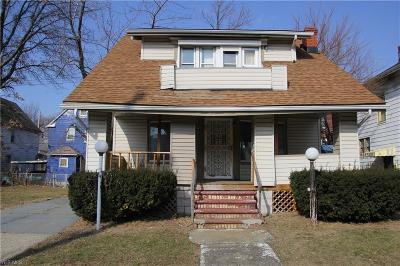 Single Family Home For Sale: 10721 Greenlawn Avenue
