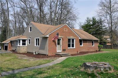 Westlake Single Family Home For Sale: 2745 Walter Rd