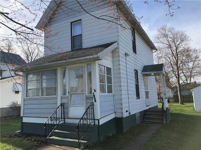 Warren Single Family Home For Sale: 1202 Woodland St Northeast