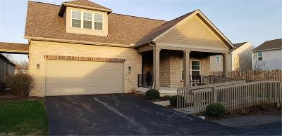 Lorain County Condo/Townhouse For Sale: 540 Quarry Lakes Dr