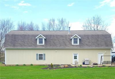 Ashland County Single Family Home Contingent: 1216 Township Road 13
