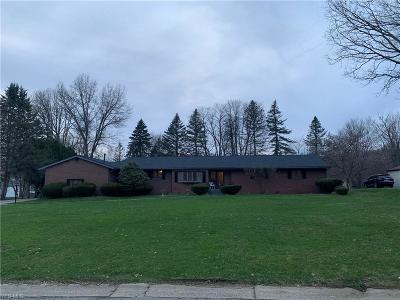Youngstown Single Family Home For Sale: 2027 Crestwood Boulevard