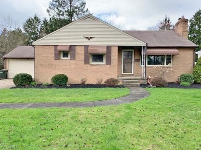 Poland Single Family Home For Sale: 32 Orchard Drive