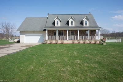 Ashland County Single Family Home Contingent: 723 Township Road 101