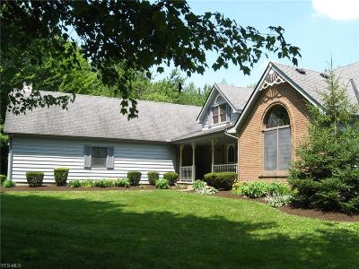 Valley City Single Family Home For Sale: 33700 Grafton Eastern Rd