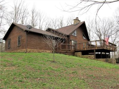 Belpre Single Family Home For Sale: 1945 Dugan Rd