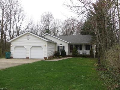 Chagrin Falls Single Family Home For Sale: 105 Mapleridge Rd